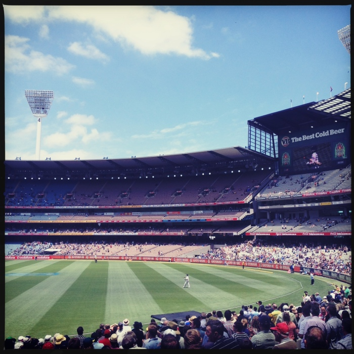 Sachin for the last time at the G?